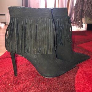 Aldo Fringe boots